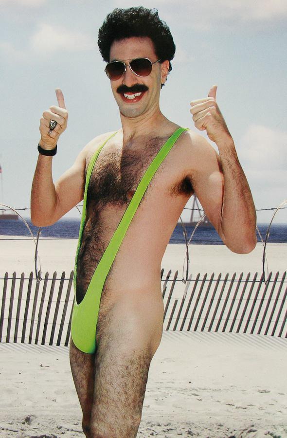 Borat-mankini
